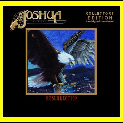 Joshua Perahia - Resurrection: Colectors Edition